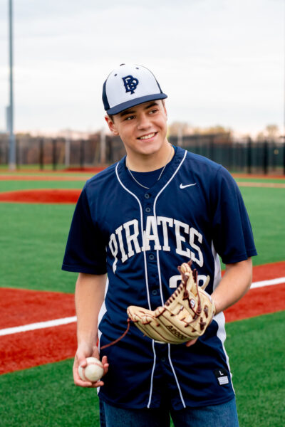 Matt Perry – A Senior dedicated to playing baseball November 15th, 2020